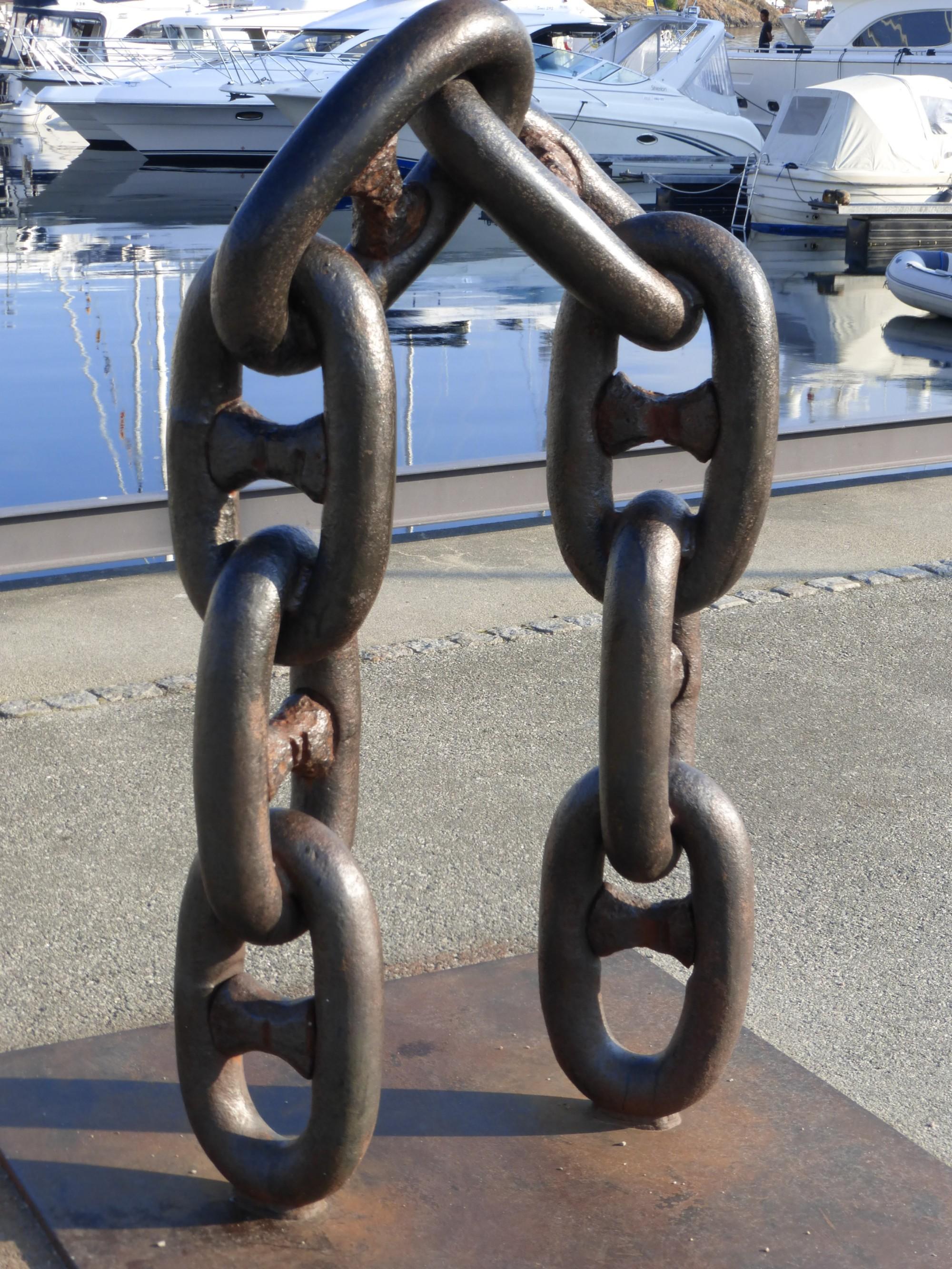 anchor chain stavanger norway