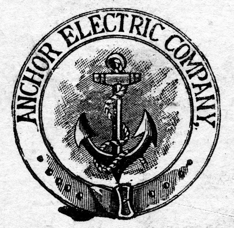 [Logo of 'Anchor Electric' ]