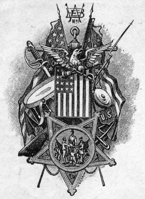[Ornate  Military-Themed Logo]