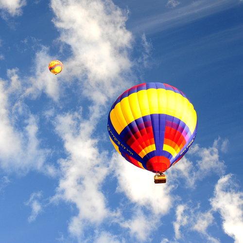 [Hot-Air Balloons]