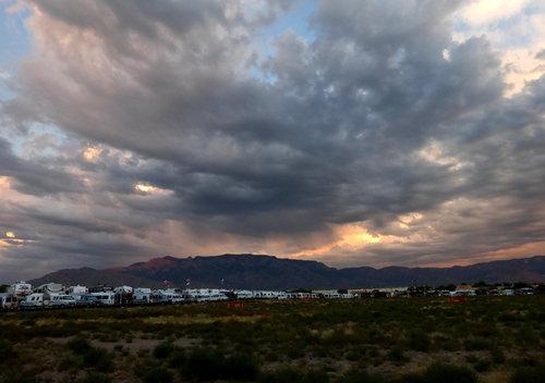 [Albuquerque Sunrise]