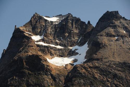 [Mountain Peak, Prince Christian Sound]