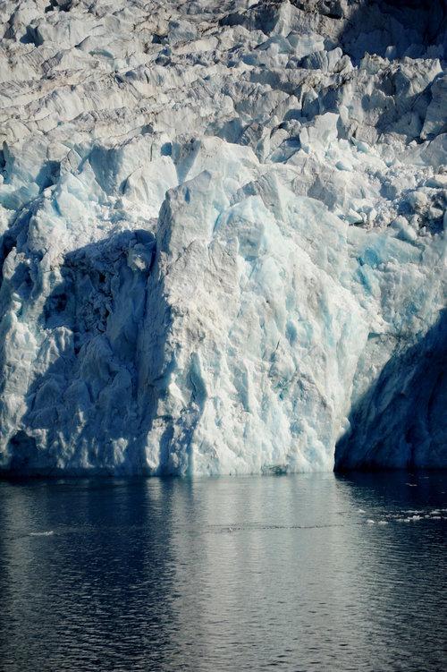 [Tidewater Glacier, Prince Christian Sound] style=