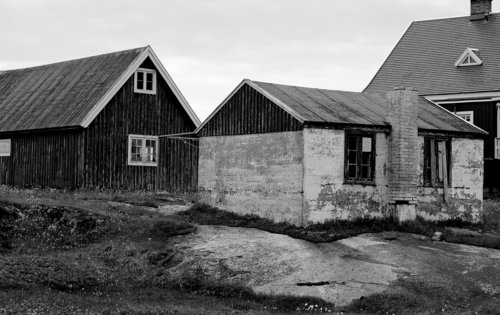 [Typical Houses (BW)] style=