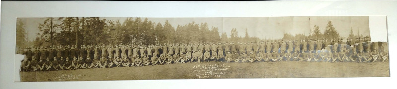 58th spruce squadron group photo