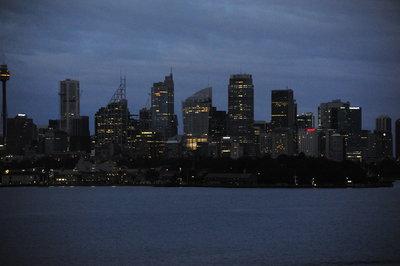 [Sydney Skyline] style=