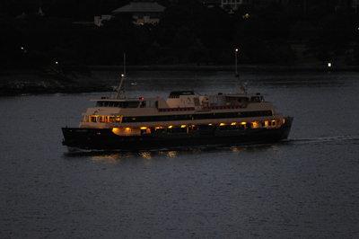 [Sydney Harbor Ferry] style=